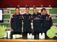 NUTRILITE and AC Milan - Players approved
